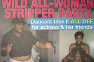 What's Worse for Queen Latifah: Outed As Gay, Or Outed for Loving Strippers?