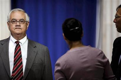 Barney Frank Doesn't Want Ted Kennedy's Senate Seat, Thank You Very Much