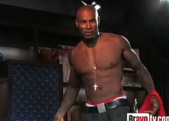 Tyson Beckford Would Sleep With Barack Obama. And the President Would Be the Bottom