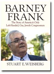 Barney Frank's Candid Conversation About Being Fat. Oh, And Getting a Cabinet Post