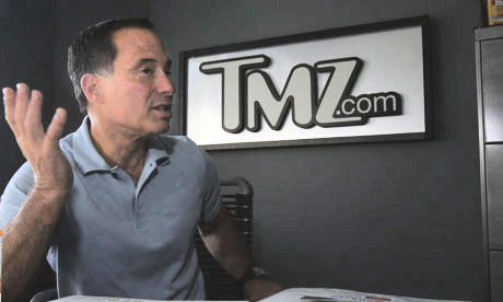 The Police Are Hacking Into TMZ Honcho Harvey Levin's Phone Records