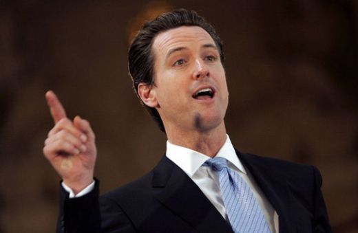 Is Gavin Newsom Already Dead in the Governor's Water?