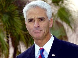 Why Is Charlie Crist Suddenly Sucking Up to the Religious Right?