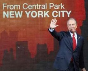READ ME: Bloomberg Back on Marriage Track ... LOGO Demands 'Drama, Drama, Drama' ...