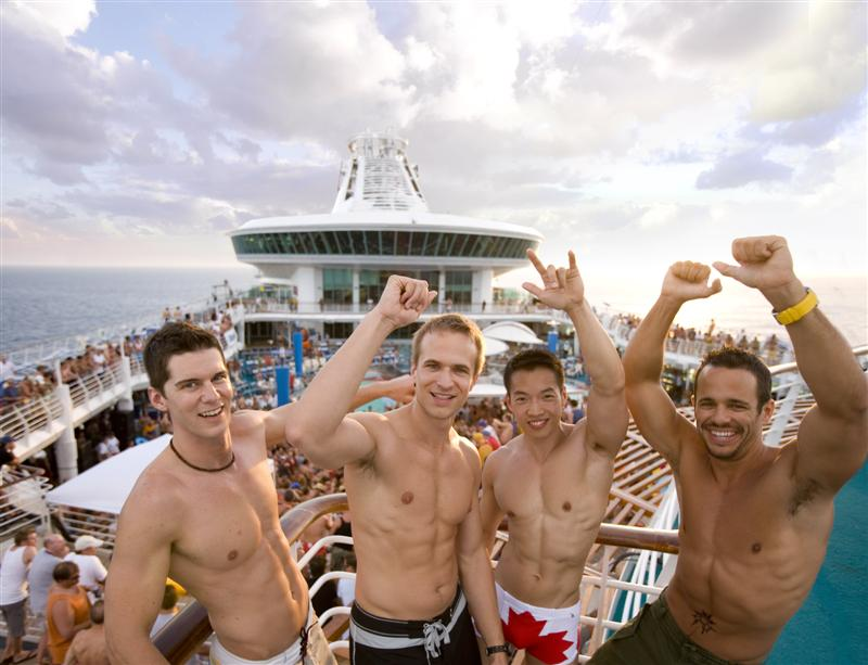 A Straight Couple Accidentally Boarded a Gay Cruise. Should They Sue?
