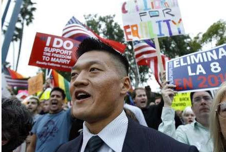 Gay Activists to Dan Choi: Know Your Place, Boy