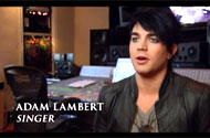 Adam Lambert + Roland Emmerich Make Sweet Movie Love Together