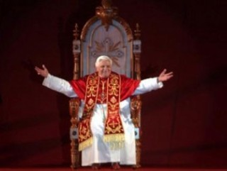 DOSSIER: Pope Benedict Wants You (Anti-Gay Anglicans) ... 8-Year-Old MTF?