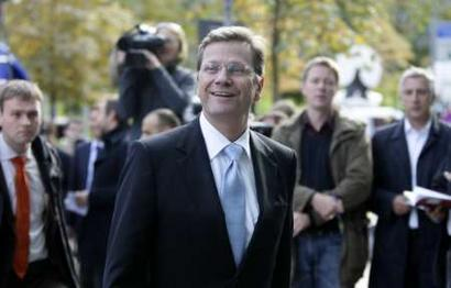 Should Guido Westerwelle Make His Sexuality a Big Part of His Diplomacy?