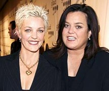 Rosie O'Donnell + Kelly Carpenter Ending 5 Year Marriage?