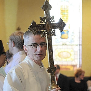 Jim for Jesus: What's Ex-Gov McGreevey Doing With That Cross?