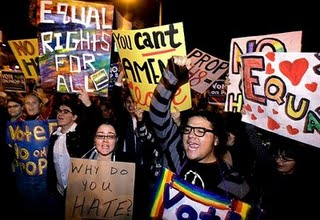 Blow to 2010: Voters Don't Want Prop 8 Repeal Next Year