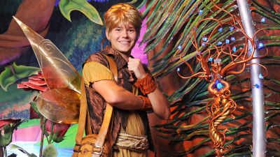Tinker Bell's Twinky Friend Arrives at Disney