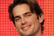 People Forgot to Mention Anything Gay About 'Sexiest Rising Star' Matt Bomer