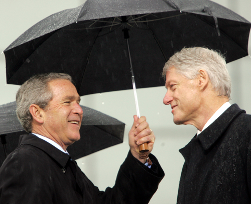 Clinton v. Bush: The Public Debate (Buy Tix!) ... How Maine Was Lost (Geographically)