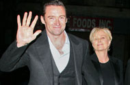 PHOTOS: Hugh Jackman Steps Out With His Public Spouse