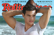 Taylor Lautner on Rolling Stone Will Be Sexier Than Levi Johnston on Playgirl