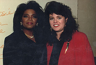 Does Oprah Really Care if Rosie Calls Her Gay?