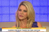 Carrie Prejean Is Your New 1st Amendment Hero. Just Don't Use It Against Her!