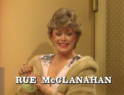 Rue McClanahan Will Miss Her Own Look-Alike Contest