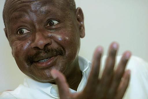 Uganda President's Message to Kids: Don't Let Your Friends Go Gay