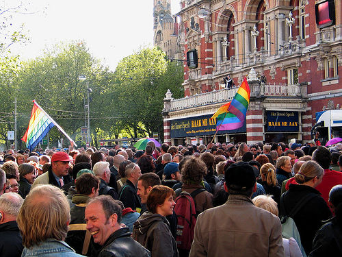 SHOCK: Is Holland's Amnesty International Eliminating LGBT Rights From 'Priorities'?