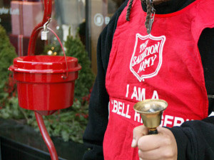 Don't Fall For the Salvation Army's PR Spin! They'r