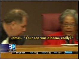 North Carolina Commissioner Bill James Has Called The Police About Your Threats