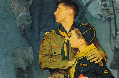 Should This Lesbian Couple Be All that Surprised the Boy Scouts Won't Them Them Volunteer?