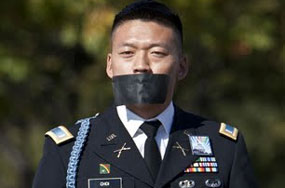 Gay Soldiers Need This Immunity Law to Even Tell Congress About DADT Law
