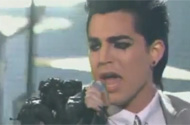 Adam Lambert Performs Live During Primetime And Nobody Has Called the FCC (Yet)