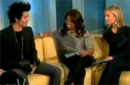 The Ladies of ABC Ask Adam Lambert Whether He's Hurt By The Ladies Of ABC Censor Him