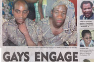 Malawi's Engaged Couple Tiwonge Chimbalanga + Steven Monjeza Are Safer In Prison?