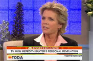 Family Ties Mom Meredith Baxter Comes Out