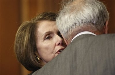 If There Isn't a DADT Repeal In 2010, Blame Nancy Pelosi's Definition of 'Controversial'