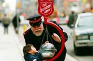 Can We Forgive the Salvation Army's Gay Hate If It Does So Much Good?