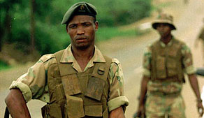 South Africa's HIV+ Soldiers Get a Chance to Fight Abroad … Lee Daniels' Abuse Confession