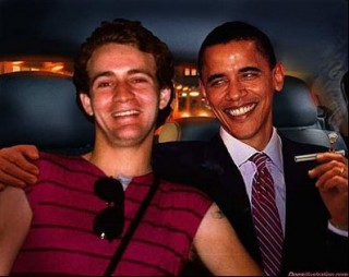 "Obama Is ""Actually"" Gay, Says Right Wing Blogger"