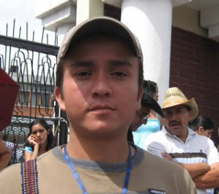 The Drive-By Execution of Honduras Activist Walter Trochez