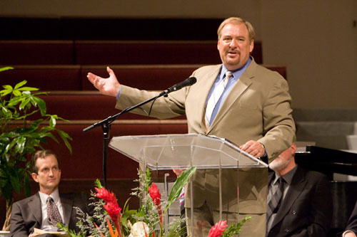 Now Even Uganda's Anti-Gay Pastors Are Pissed at Rick Warren