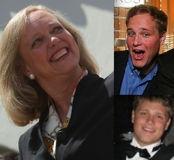 Meg Whitman Is An Anti-Gay Bigot. Is Her Son a Racist Bigot?