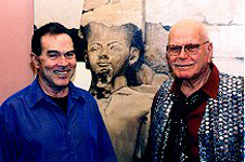 Gay Art Pioneer Fritz Lohman Dead at 87