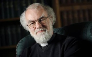 Anglican Head Rowan Williams: Bring On The Sexually Inactive Gay Bishops