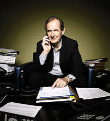 How Come Ted Olson Is Sucking Up All the Love? What About David Boies?
