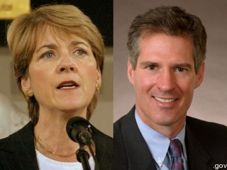 SHOCK: Republican Cosmo Pin-Up Scott Brown Beats Martha Coakley for MA's U.S. Senate Seat