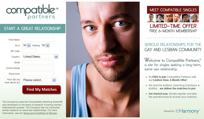 If eHarmony Adds a 'Gay Dating' Link On Its Homepage, Will You Let It Off the Hook For Once Banning Gays?