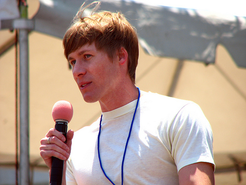 Who Is Dustin Lance Black Going to Be Bitching At This Weekend? Utah's Mormons