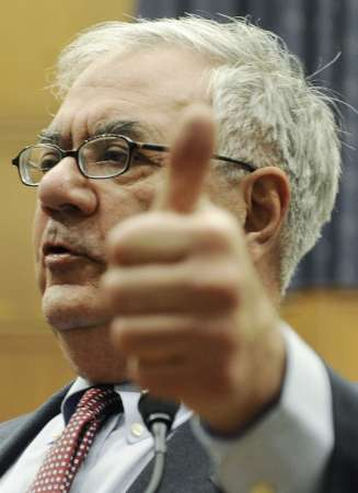 Barney Frank Is Willing to Cancel Health Care Reform So Scott Brown Can Join the Fracas