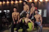 China's First Gay Male Pageant Isn't (Only) About the Swimwear Competition