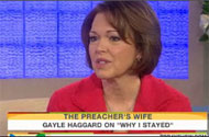 Ted Haggard Declares: I'm Cured of Homosexuality! Wife Gayle Declares: Ted Is a Hypocrite!